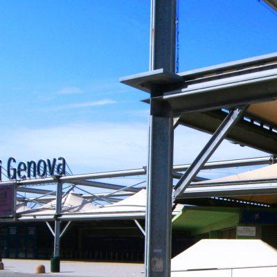 Portale Fiera di Genova